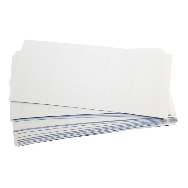 Etichete din carton Falken, 100 bucati/set