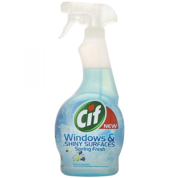 Detergent pentru geamuri, 500ml, spring fresh, Cif