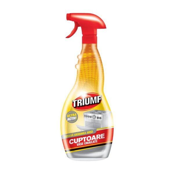 Detergent pentru cuptor Triumf, 500 ml