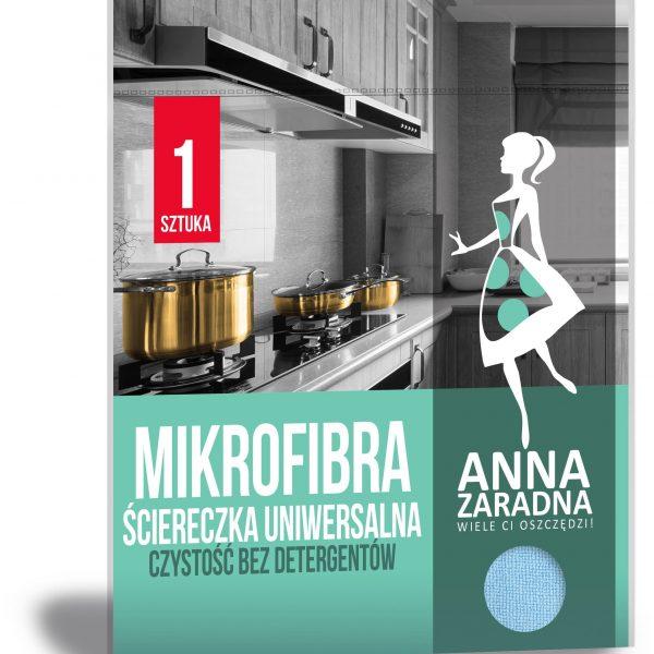 Laveta microfibra pentru geam, Anna
