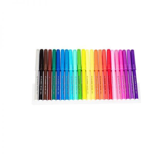 Carioci 24 culori Deli