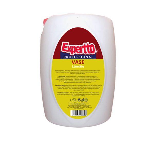 Detergent pentru vase, 5l, Expertto Professional