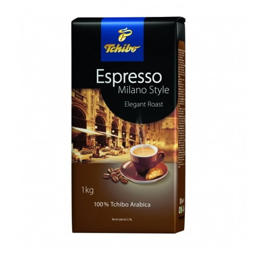 Cafea boabe Tchibo Expresso Milano, 1 KG