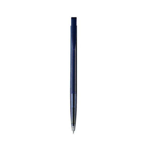 Pix cu mecanism, 0.7mm, albastru, Deli