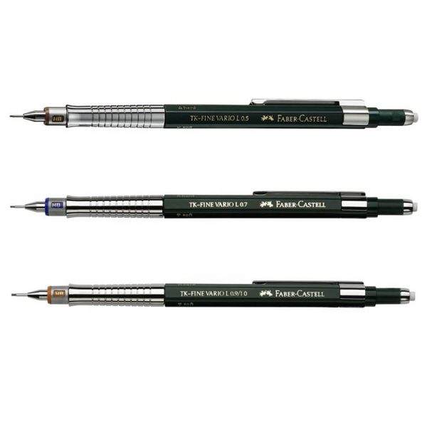 Creion mecanic TK-Fine Vario L Faber-Castell