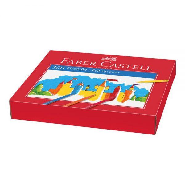 Carioci 300 buc/set FABER-CASTELL