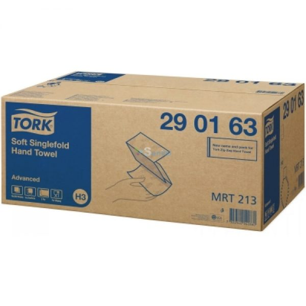 Servetele pliate in V Tork H3 290163, 15 pachete/bax