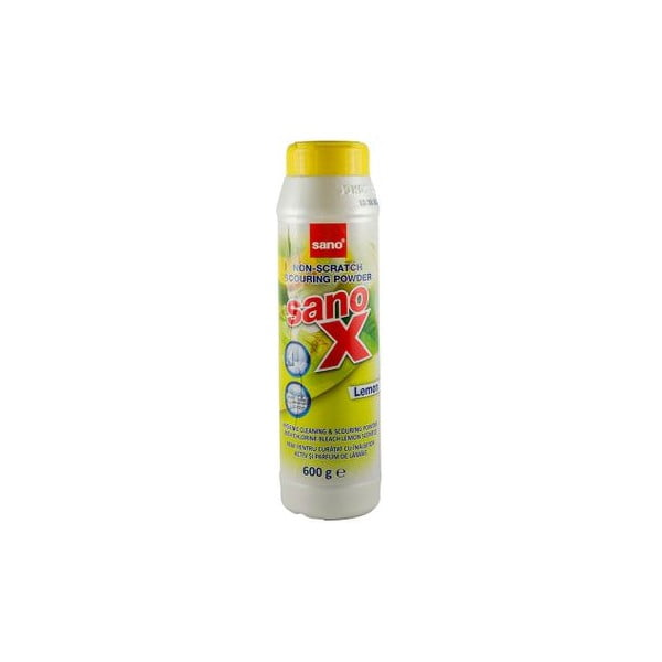 Praf de curatat Sano X Lemon 600g