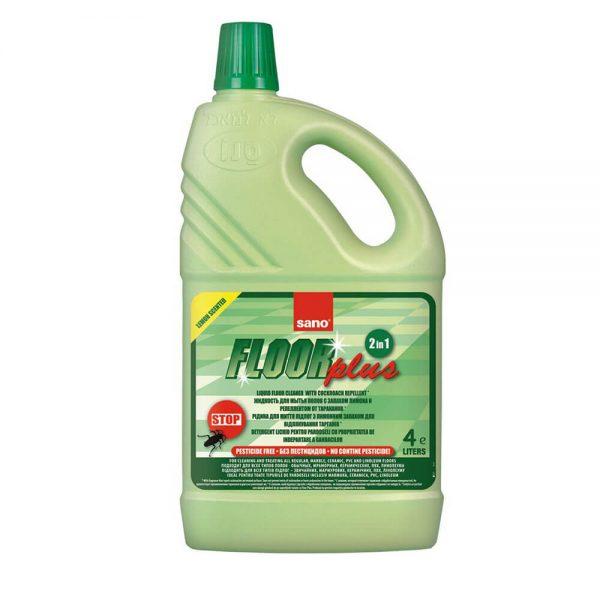 Detergent pardoseala SANO Floor Plus, 4 L