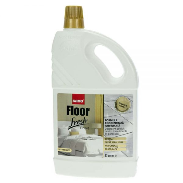 Detergent pardoseli SANO Floor Fresh Home Luxury Hotel, 2 L