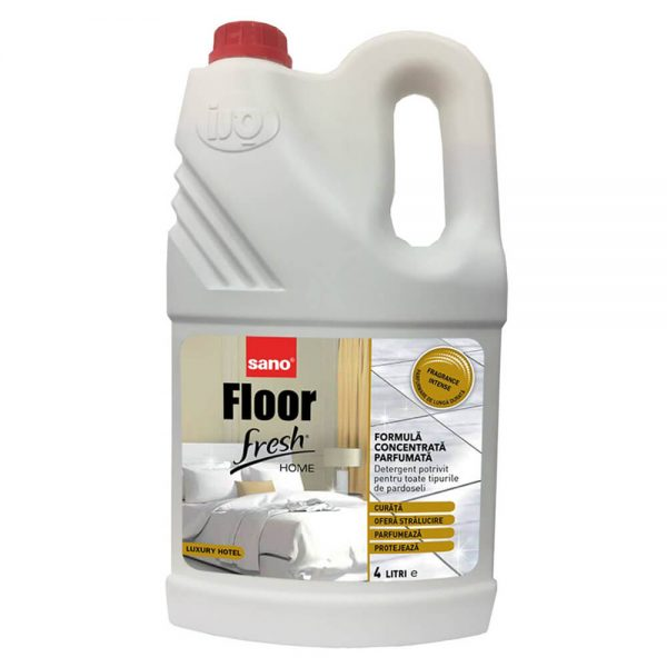 Detergent pardoseli SANO Floor Fresh Home Luxury Hotel, 4 L