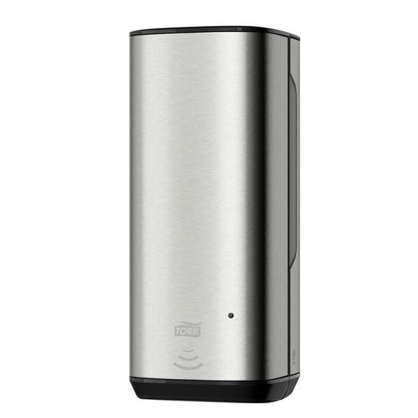 Dispenser cu senzor din inox, pentru sapun spuma, 1L, Tork 460009