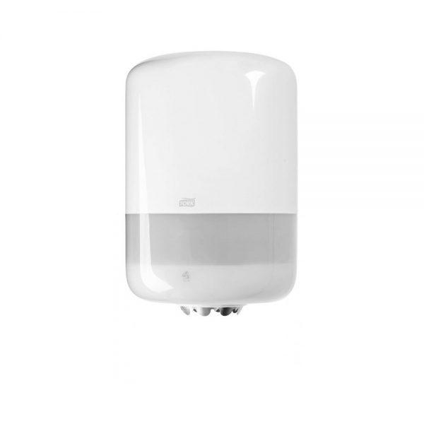 Dispenser din plastic pentru prosoape cu derulare centrala Midi, Tork 559000