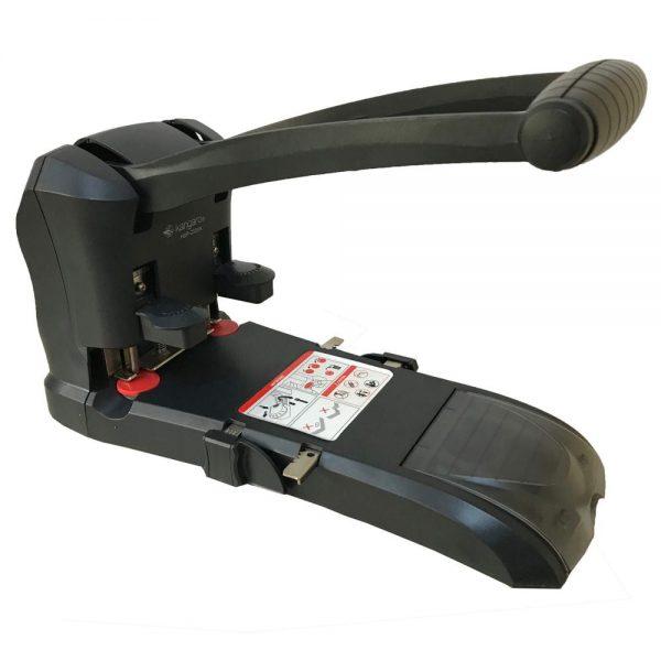 Perforator 300 coli KANGARO HDP-2320N, negru