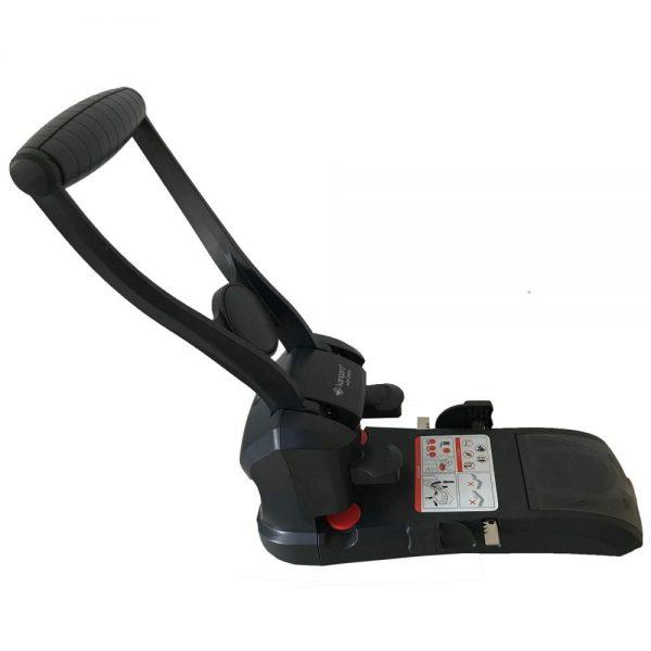 Perforator 150 coli KANGARO HDP-2160N, negru