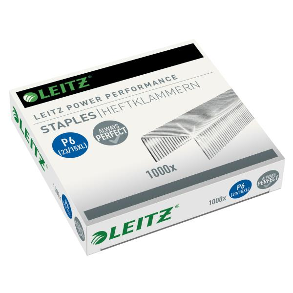 Capse 23/15 Xl Leitz Power Performance P6