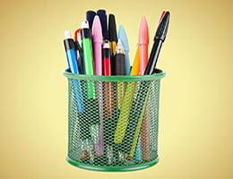 Instrumente de scris si corectura
