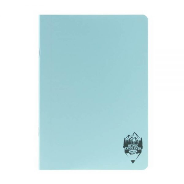 Caiet A4 100 file, coperta plastic Atinge Excelenta, DACO