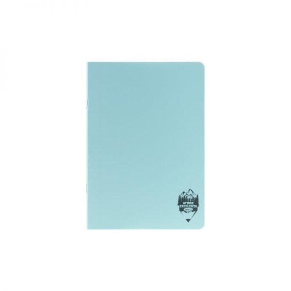 Caiet A5 48 file, coperta plastic, DACO