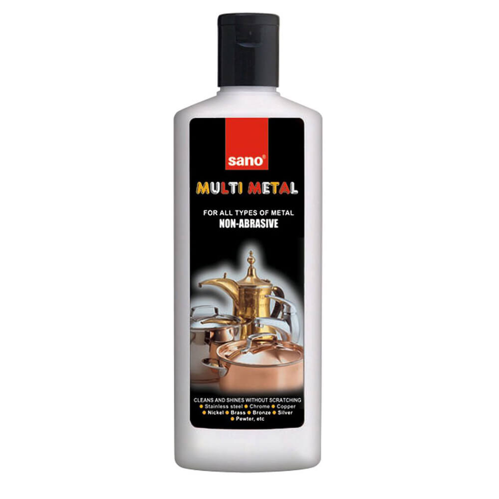 Detergent metale SANO Multi Metal, 300 ml