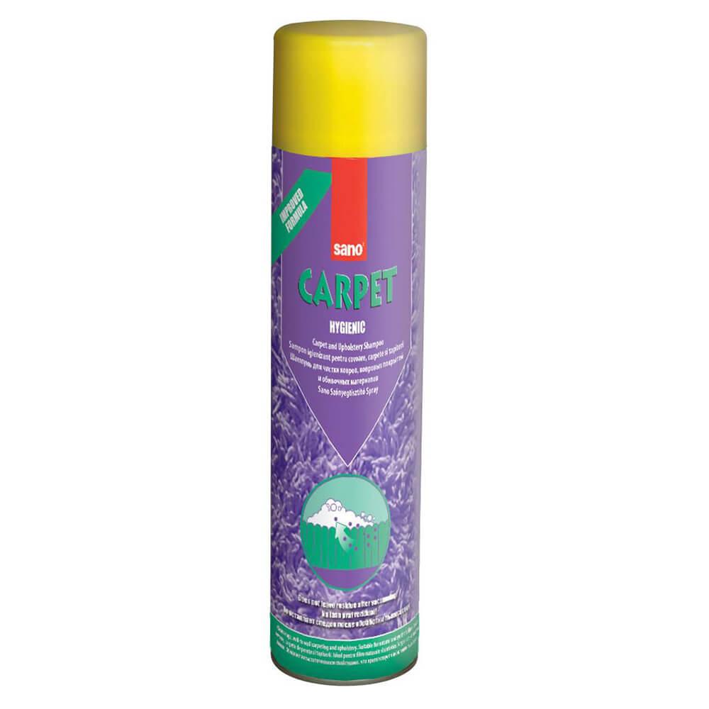 Spray covoare SANO Carpet Cleaner, 600 ml