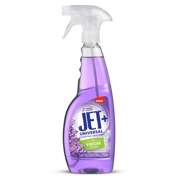 Detergent universal cu otet SANO Jet Vinegar, 750 ml