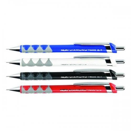 Creion mecanic corp plastic, 0,9mm, Noki Diamond