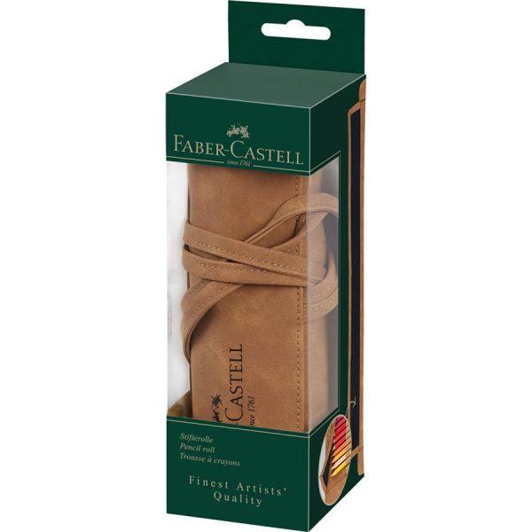 Rollup creioane neechipat Faber-Castell