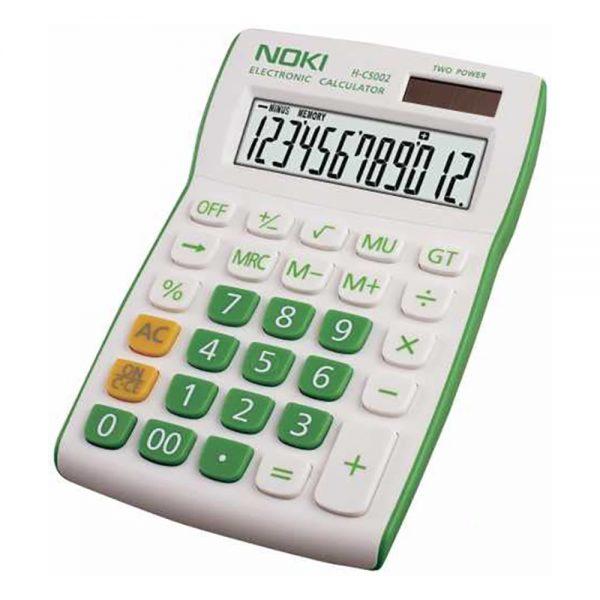 Calculator de birou cu 12 digiti NOKI HCS002