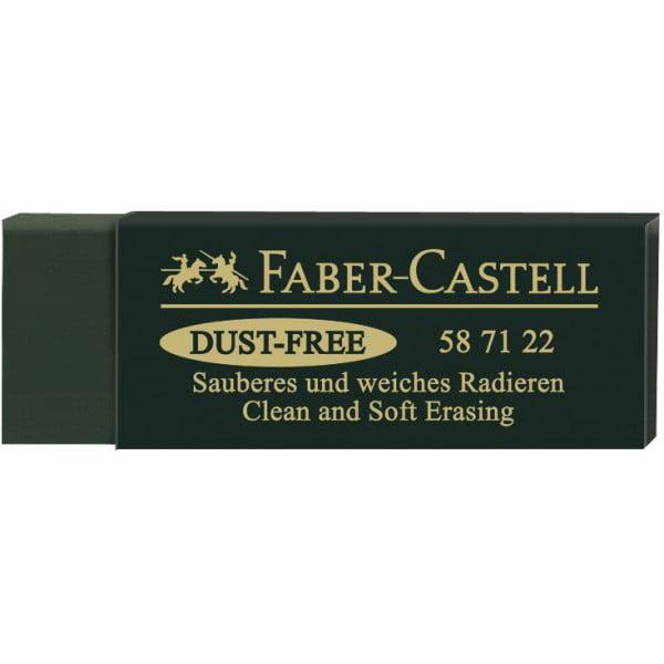 Radiera creion grafit Arta Dust Free 20 Faber-Castell