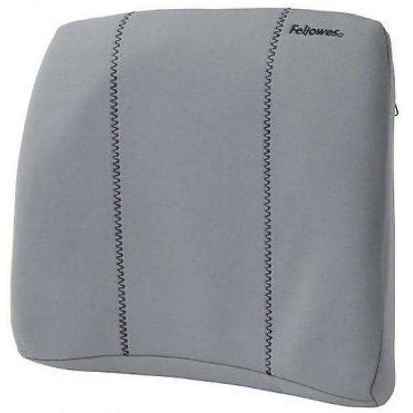 Suport ergonomic pentru spate textil FELLOWES Slimline