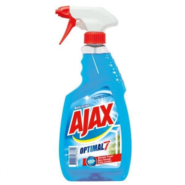 Detergent pentru geamuri, 500ml, multi action, Ajax Optimal 7