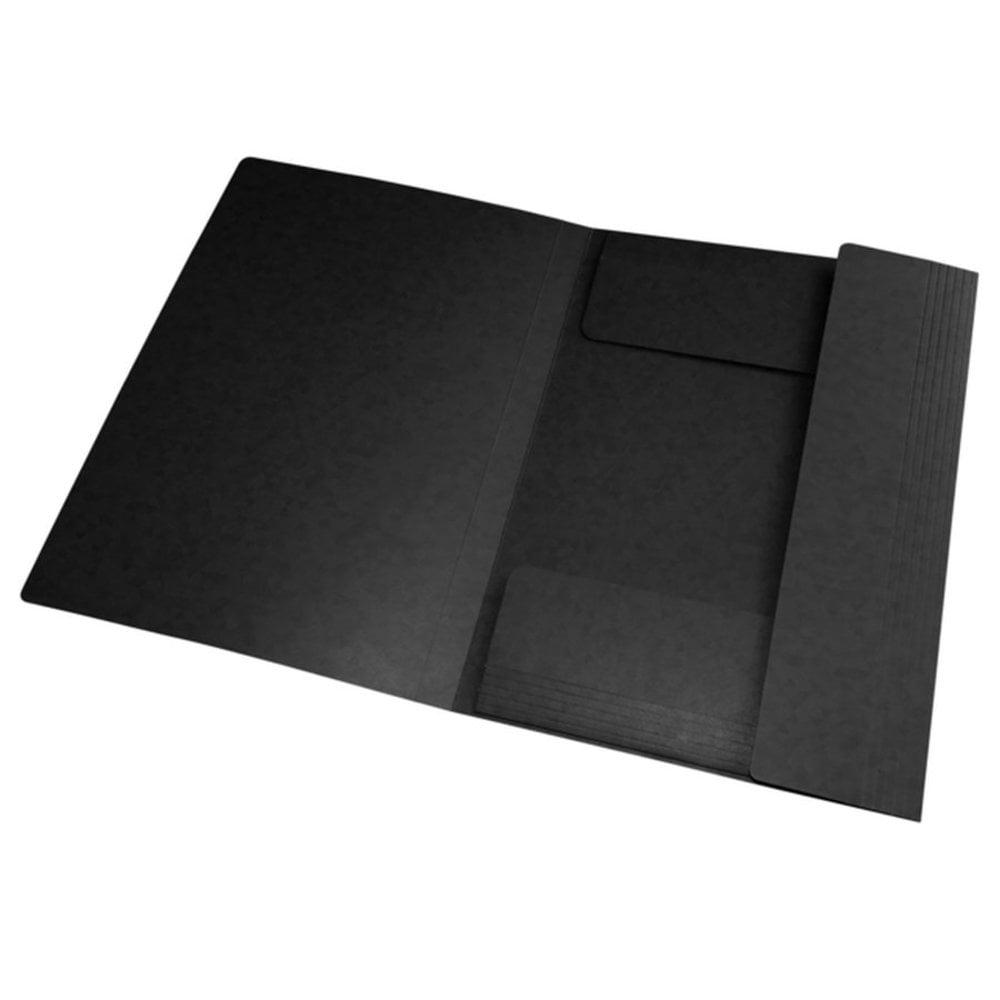 Mapa carton A3 cu elastic, OXFORD