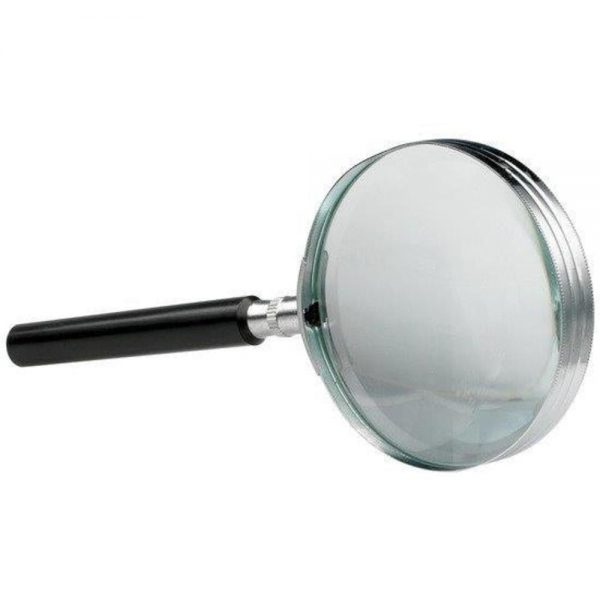 Lupa sticla D75mm, 3x, ALCO