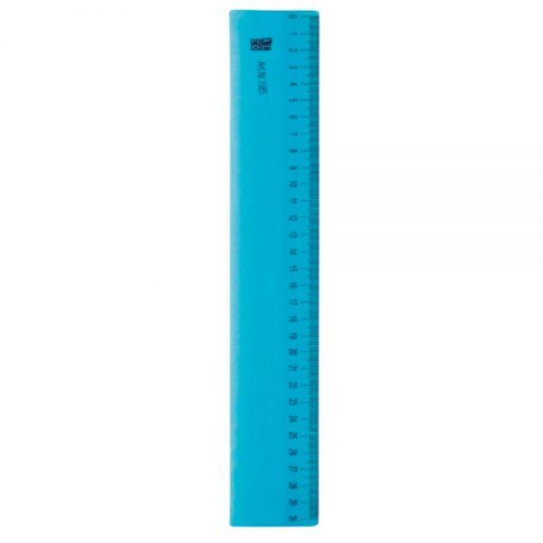 Rigla flexibila din plastic 30 cm ALCO
