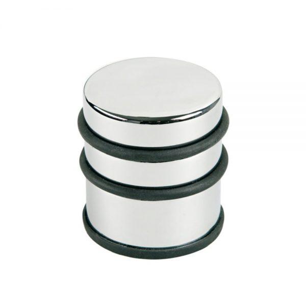 Opritor metalic usa, rotund, cu inel de cauciuc, ALCO Design