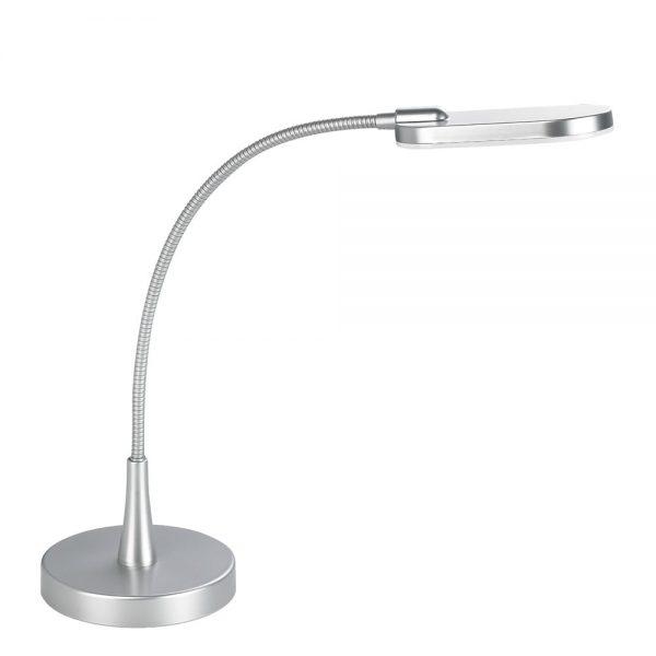 Lampa de birou cu led, 3.6W, cu brat flexibil, ALCO