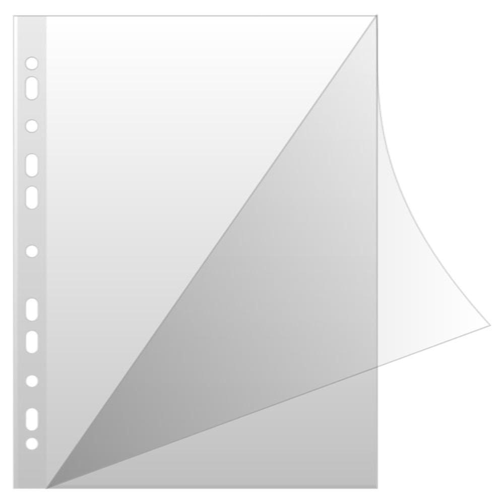 Mapa documente in L, 150 microni, A4, 50 buc/set, DONAU