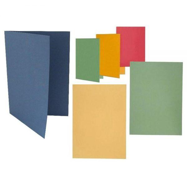 Dosar carton color simplu ELBA