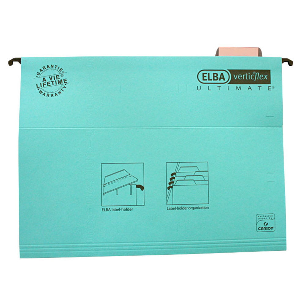 Dosar suspendabil cu eticheta, ELBA Verticflex Ultimate