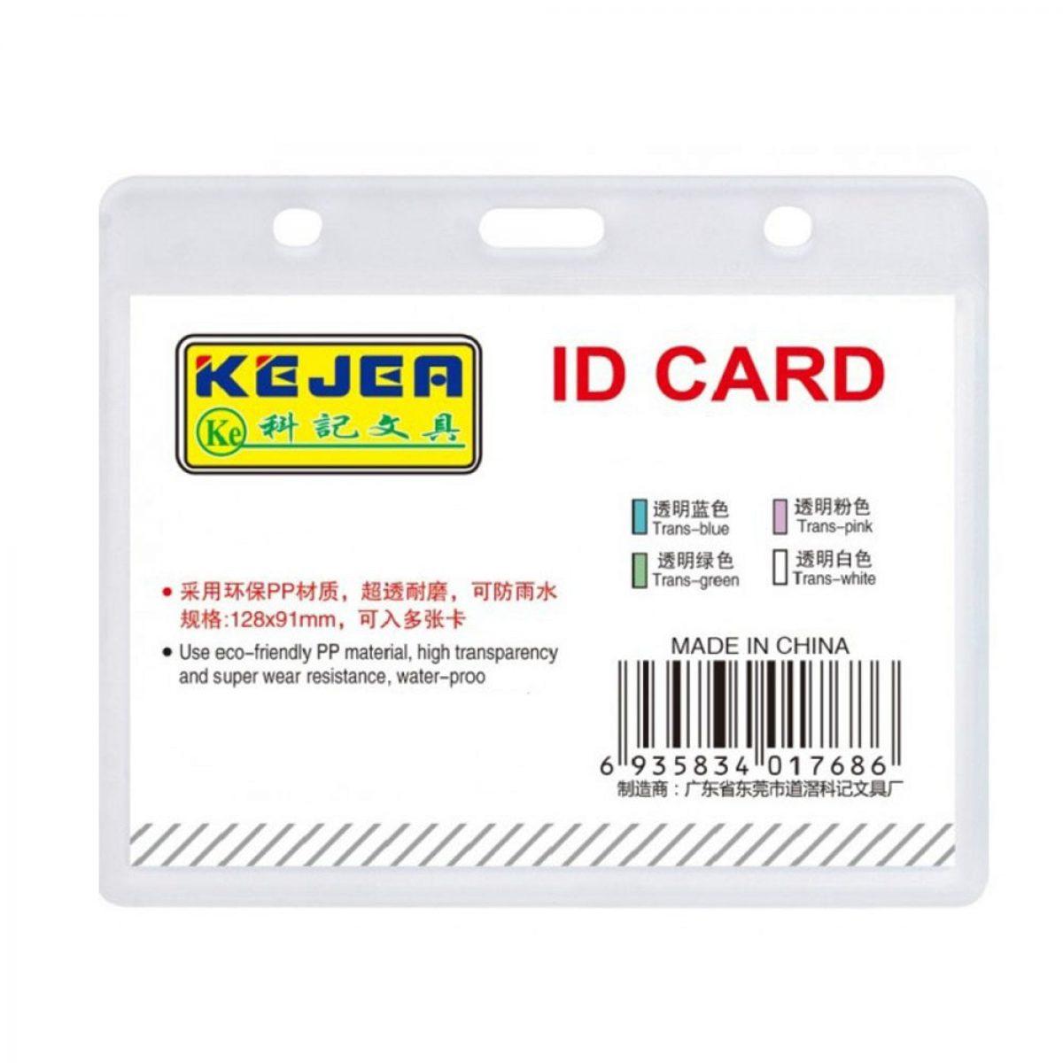 Suport carduri orizontal, 105x74 mm KEJEA T-767H, 5 buc/set