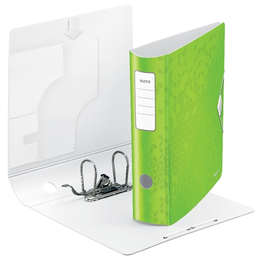 Biblioraft Leitz 180° Active Wow Polyfoam 82 mm