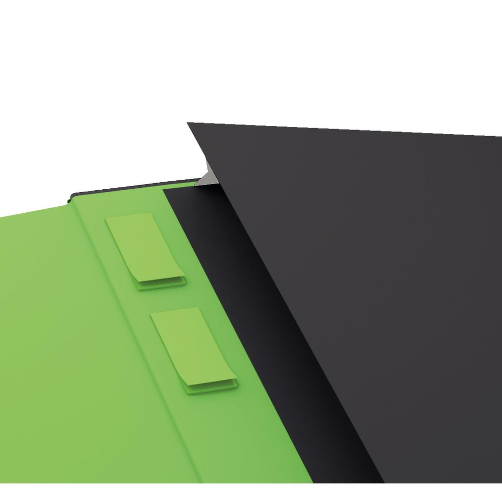 Caiet birou cu elastic A5, LEITZ Complete, 80 file - velin