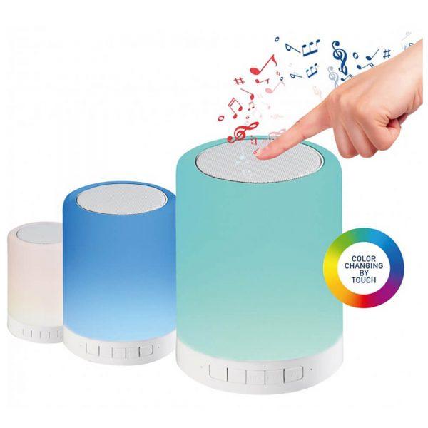 Lampa cu boxa Bluetooth PLATINET PDLSB01 2 in 1