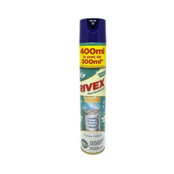 Rivex spray mobila 300ml + 100 ml SPRING FRESH