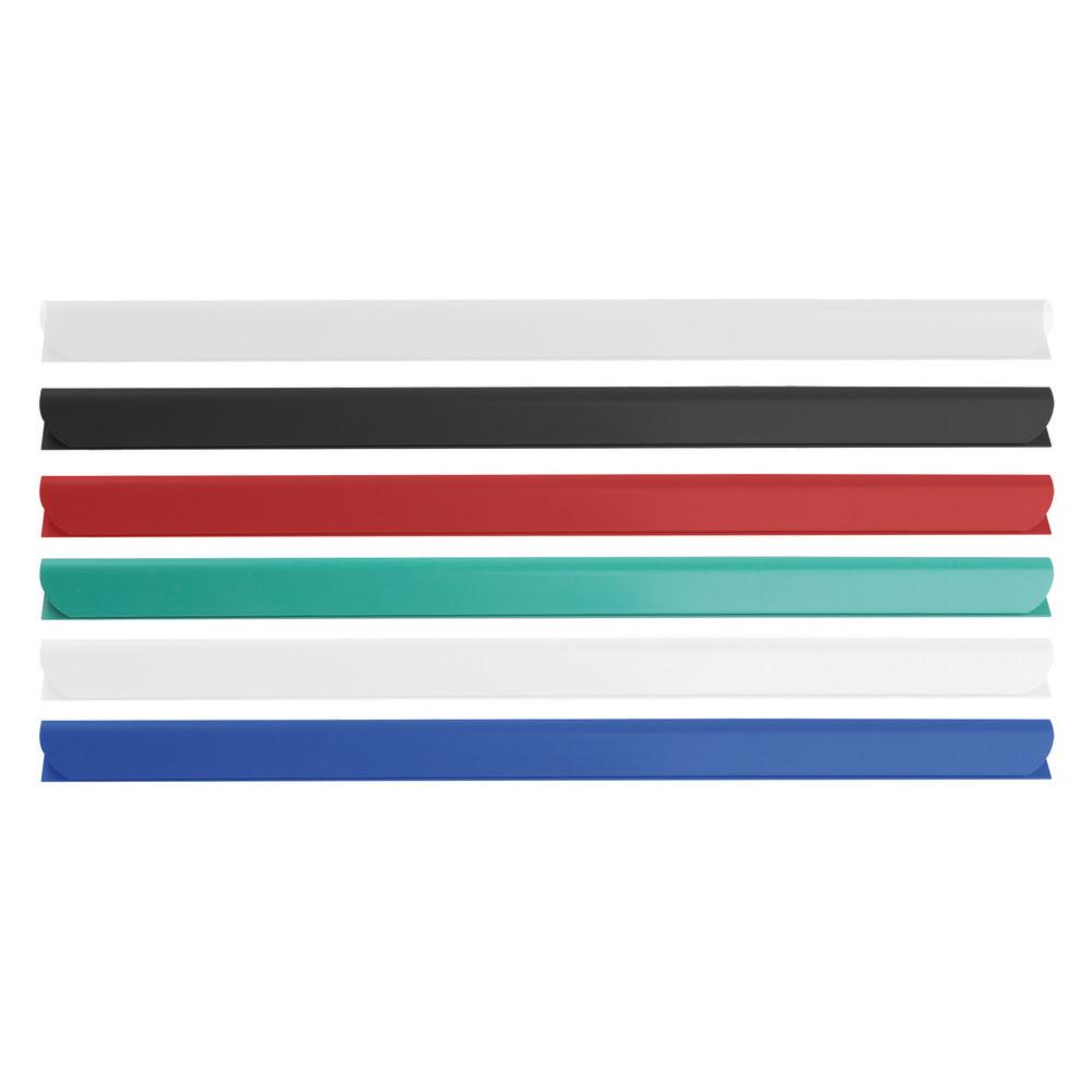 Bagheta legare documente, 6 mm, DONAU, 10 buc/set