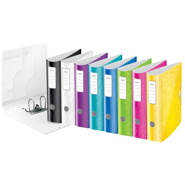 Biblioraft plastifiat 7.5cm 180grade Active Leitz