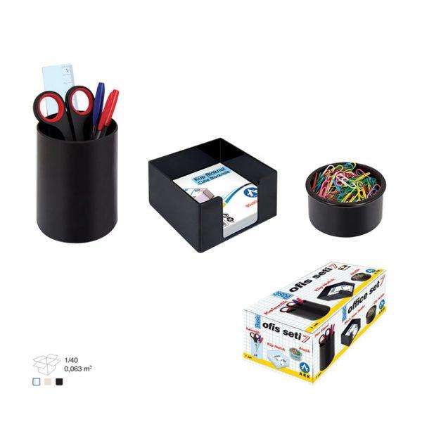 Set 3 piese accesorii birou ARK 1300