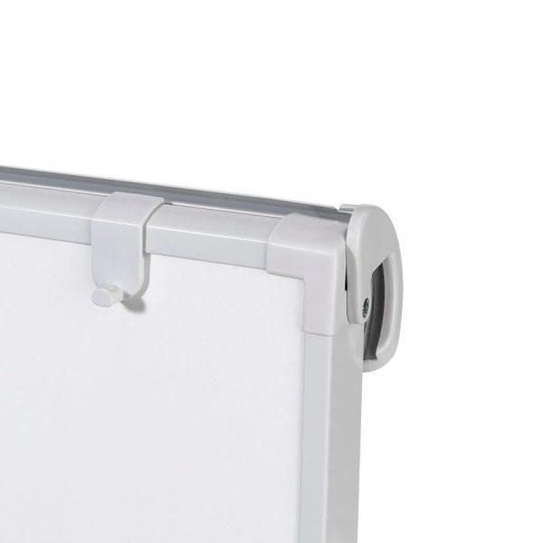 Flipchart magnetic mobil Franken Eco, 95x67 cm