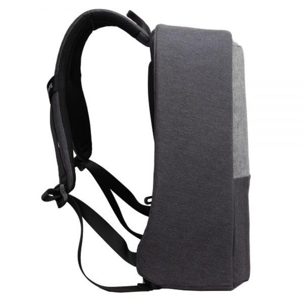 Rucsac BESTLIFE Travel Safe, laptop 16 inch, charge pentru USB si TypeC